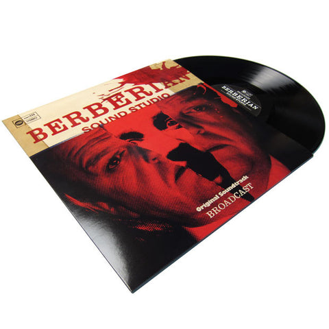 Broadcast: Berberian Sound Studio OST Vinyl LP