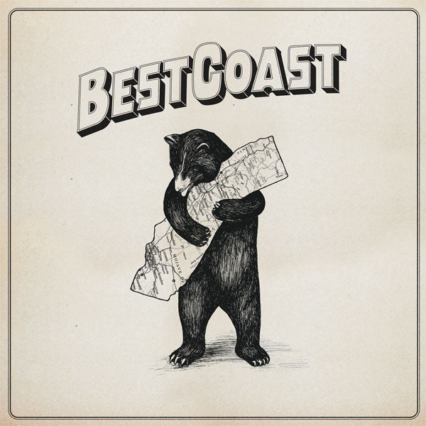 Best Coast: The Only Place (Free MP3) LP