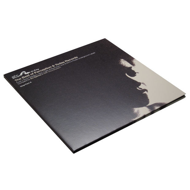DJ Spinna: The Best Of Perception & Today Records Part A 2LP
