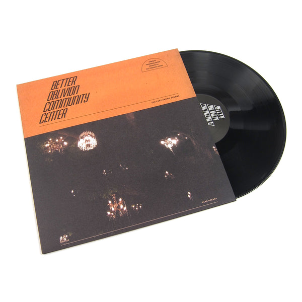 Better Oblivion Community Center: Better Oblivion Community Center Vinyl LP