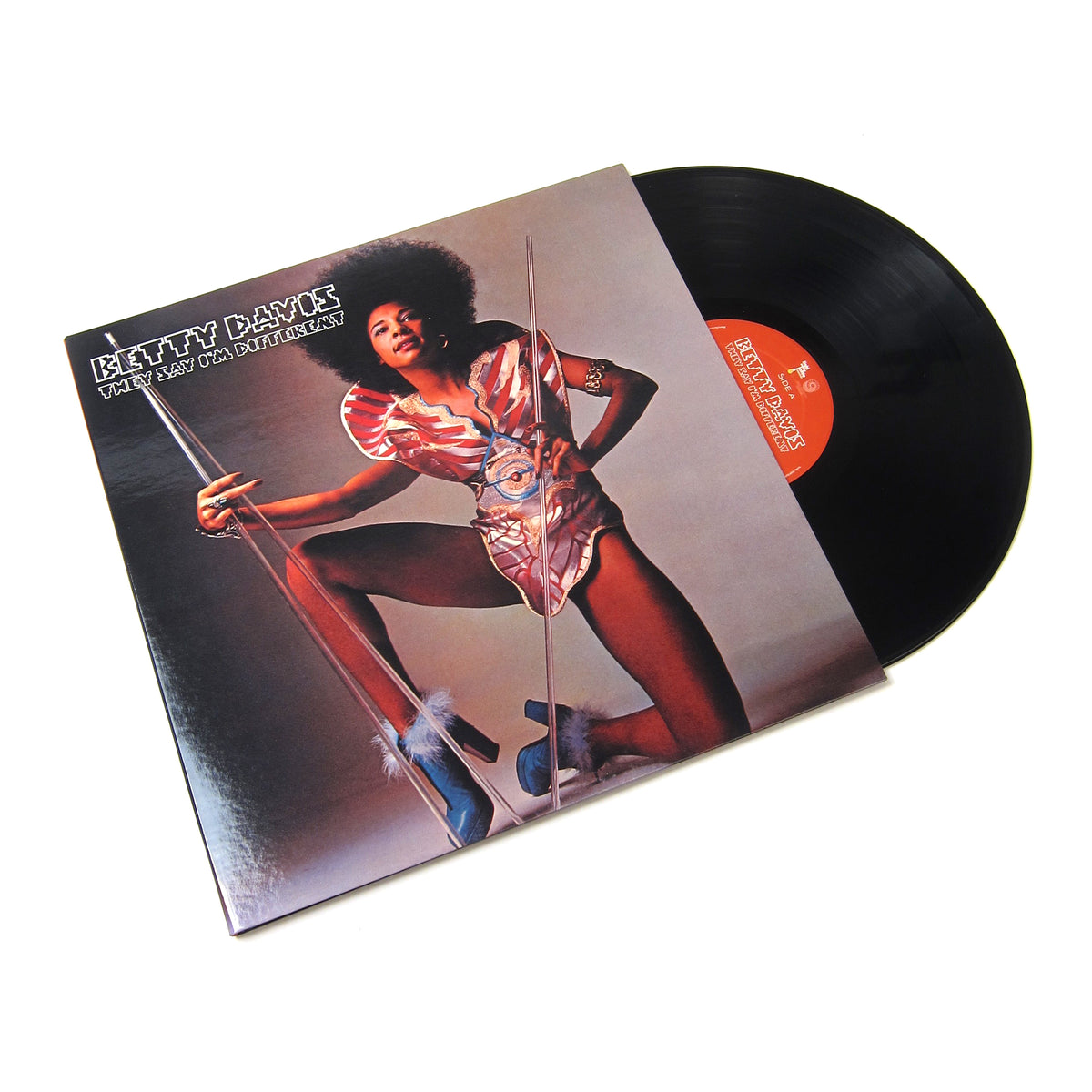 Betty Davis: They Say I'm Different (180g) Vinyl LP