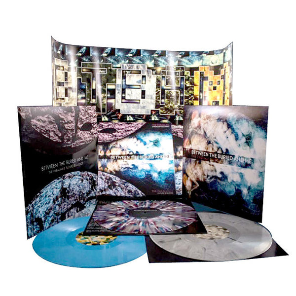 Between The Buried And Me: Parallax 3LP Boxset