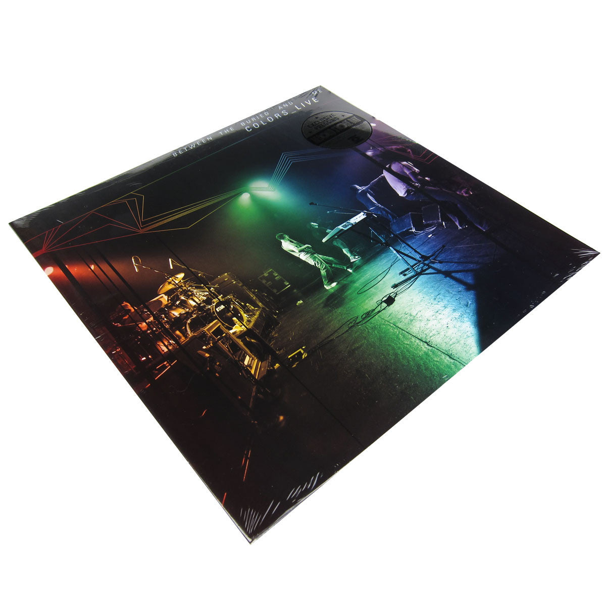 Between The Buried And Me Colors Live Vinyl 2lp Record
