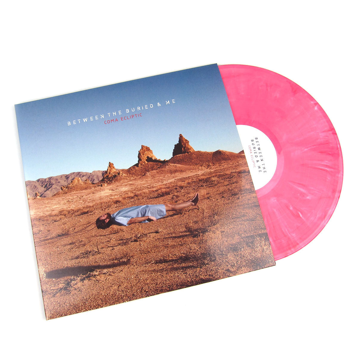 Between the Buried and Me: Coma Ecliptic (Colored Vinyl) Pink Vinyl 2LP