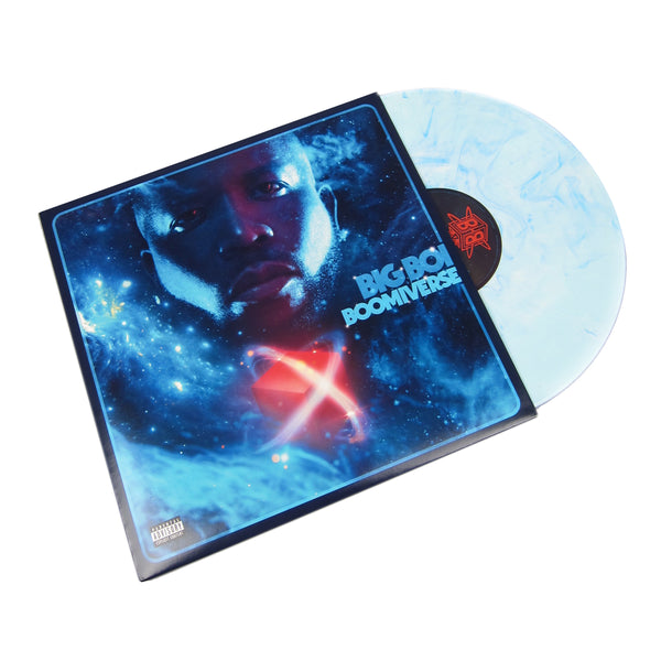 Big Boi: Boomiverse (Colored Vinyl) Vinyl 2LP