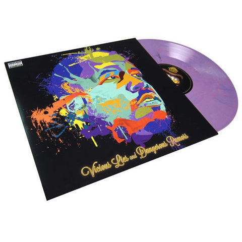 Big Boi: Vicious Lies and Dangerous Rumors (Colored Vinyl) 2LP