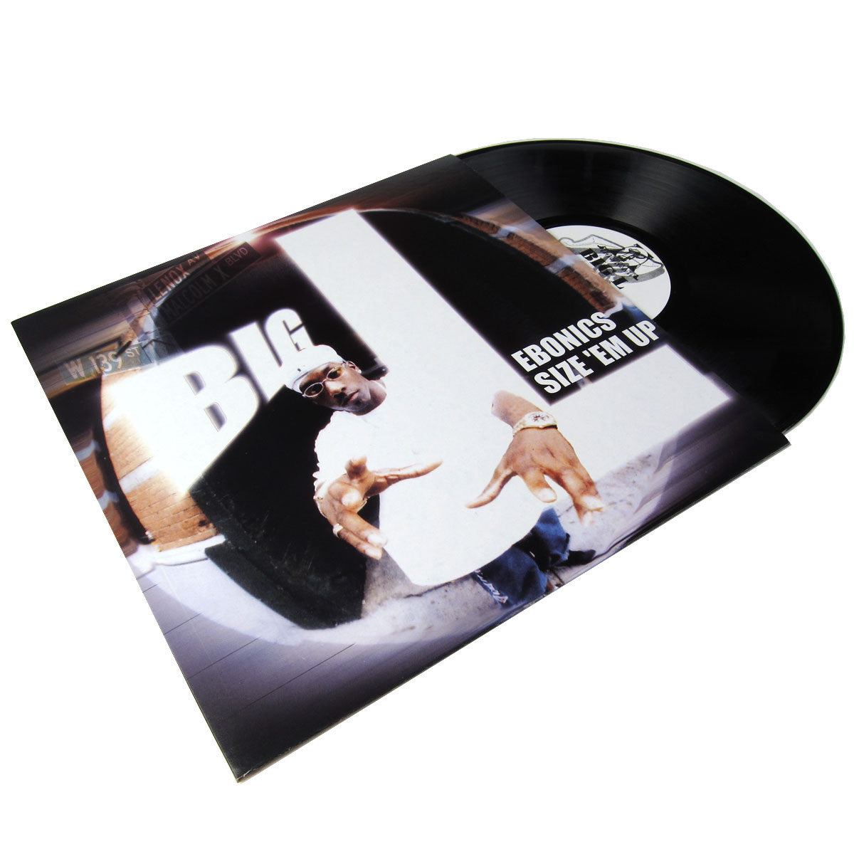 Big L: Ebonics / Size Em Up Vinyl 12""
