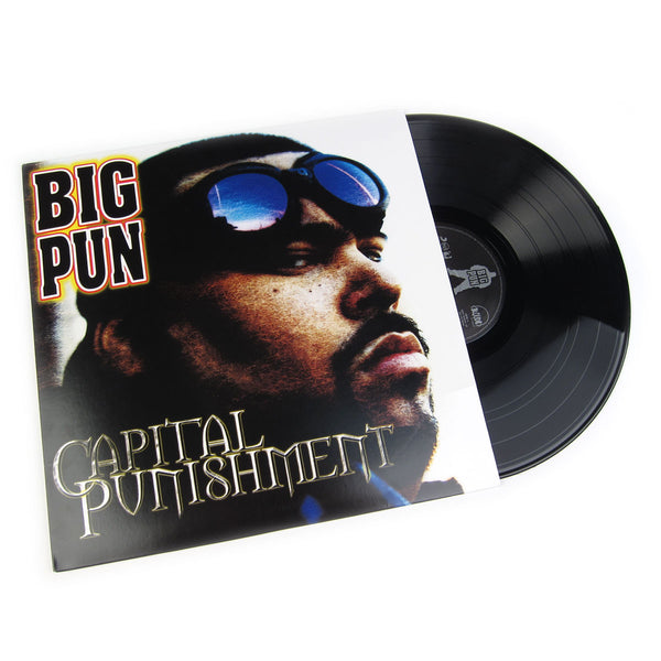 Big Pun: Capital Punishment Vinyl 2LP