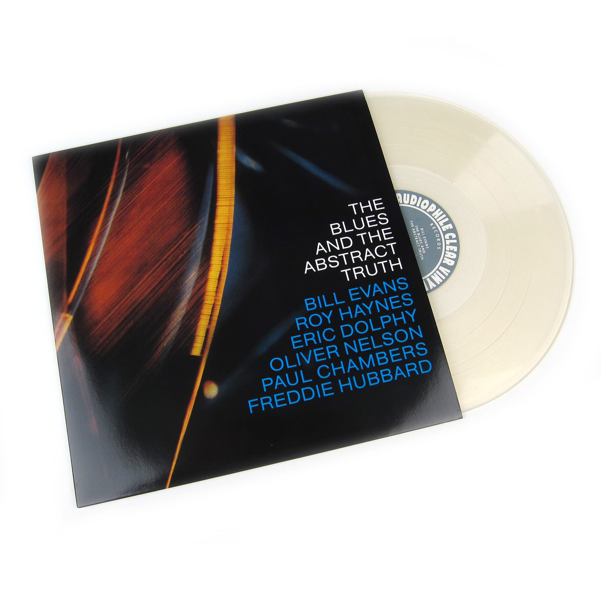 Oliver Nelson: The Blues and the Abstract Truth (Audiophile Clear Vinyl) ACV Vinyl LP