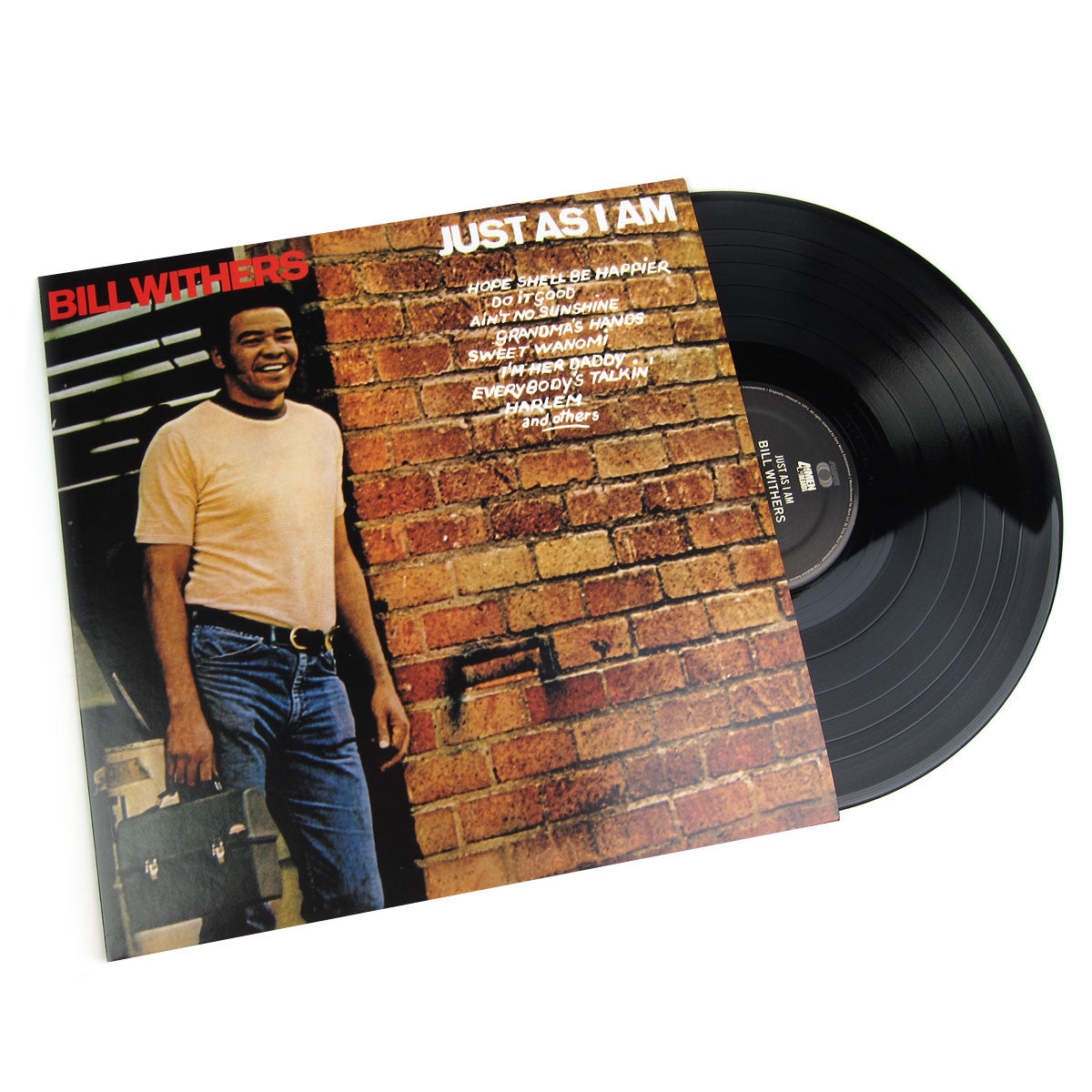 Bill Withers: Just As I Am (180g) Vinyl LP