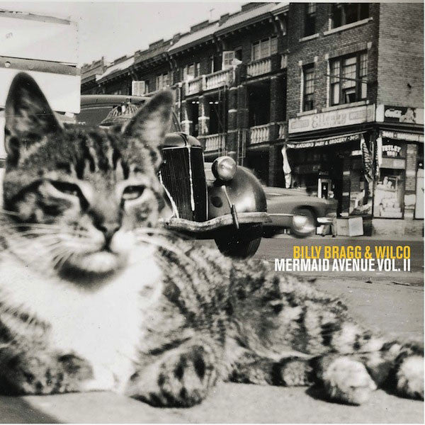 Billy Bragg Amp Wilco Mermaid Avenue Vol 2 180g 2lp