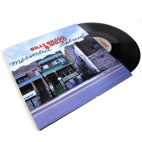 Billy Bragg & Wilco: Mermaid Avenue (180g) 2LP (Record Store Day)