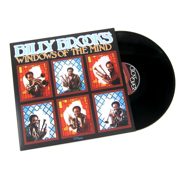 Billy Brooks: Windows of the Mind Vinyl