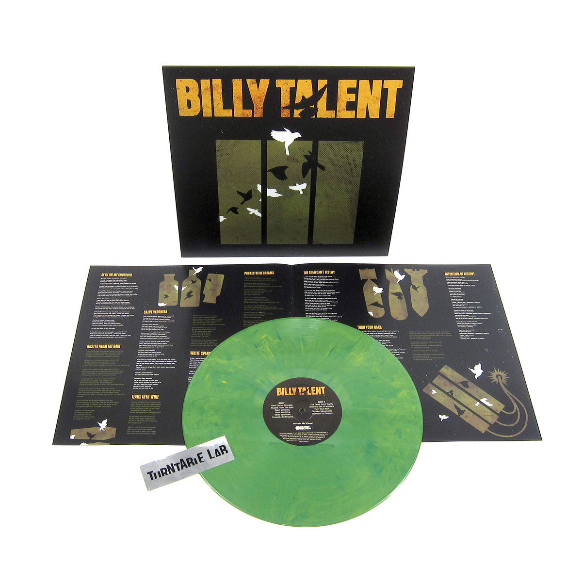 Billy Talent: Billy Talent III (Music On Vinyl 180g, Colored Vinyl) Vinyl LP