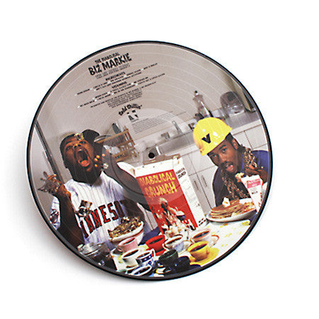 Biz Markie: The Biz Never Sleeps Deluxe Edition Pic Disc 2