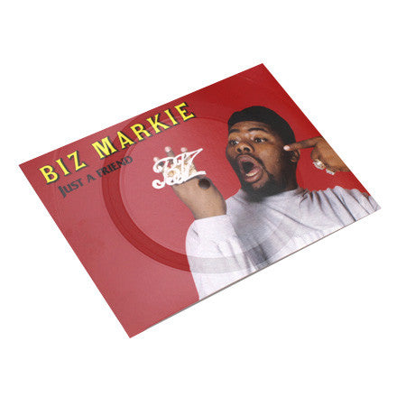 Biz Markie: The Biz Never Sleeps Deluxe Edition Pic Disc 4
