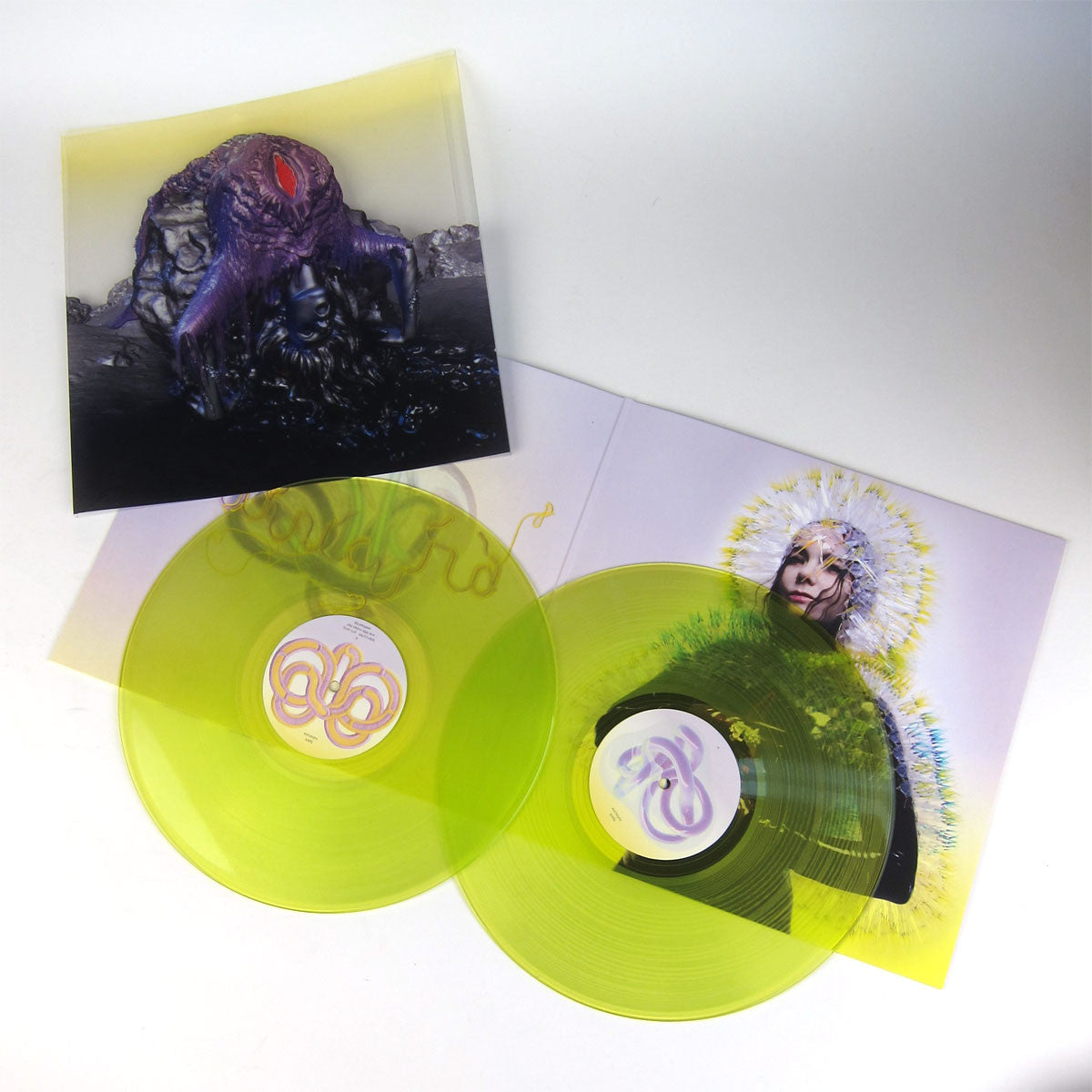 Bjork: Vulnicura (Colored Vinyl) Vinyl 2LP