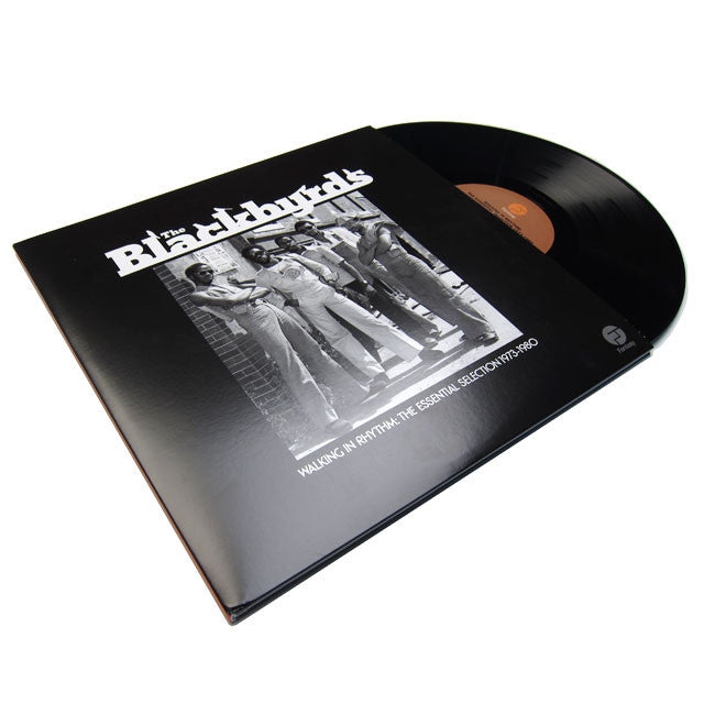 The Blackbyrds: Walking In Rhythm: The Essential Selection 1973-1980 3LP