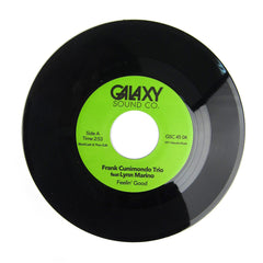 BlackCash & Theo: Galaxy Vol.4 (Frank Cunimondo Trio, Etta James) Vinyl 7""