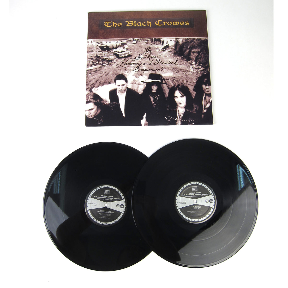 The Black Crowes: The Southern Harmony And Musical Companion (180g) Vinyl 2LP