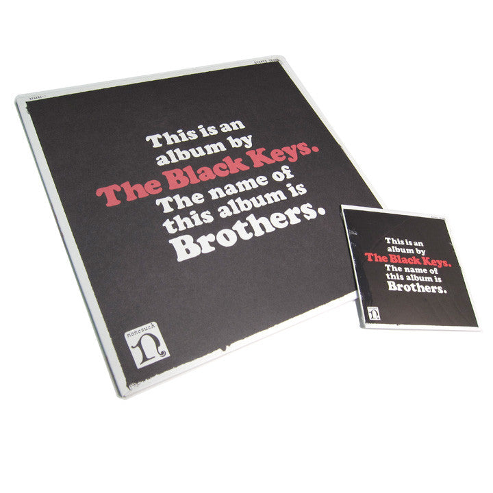 The Black Keys: Brothers (Free CD, Poster) 2LP