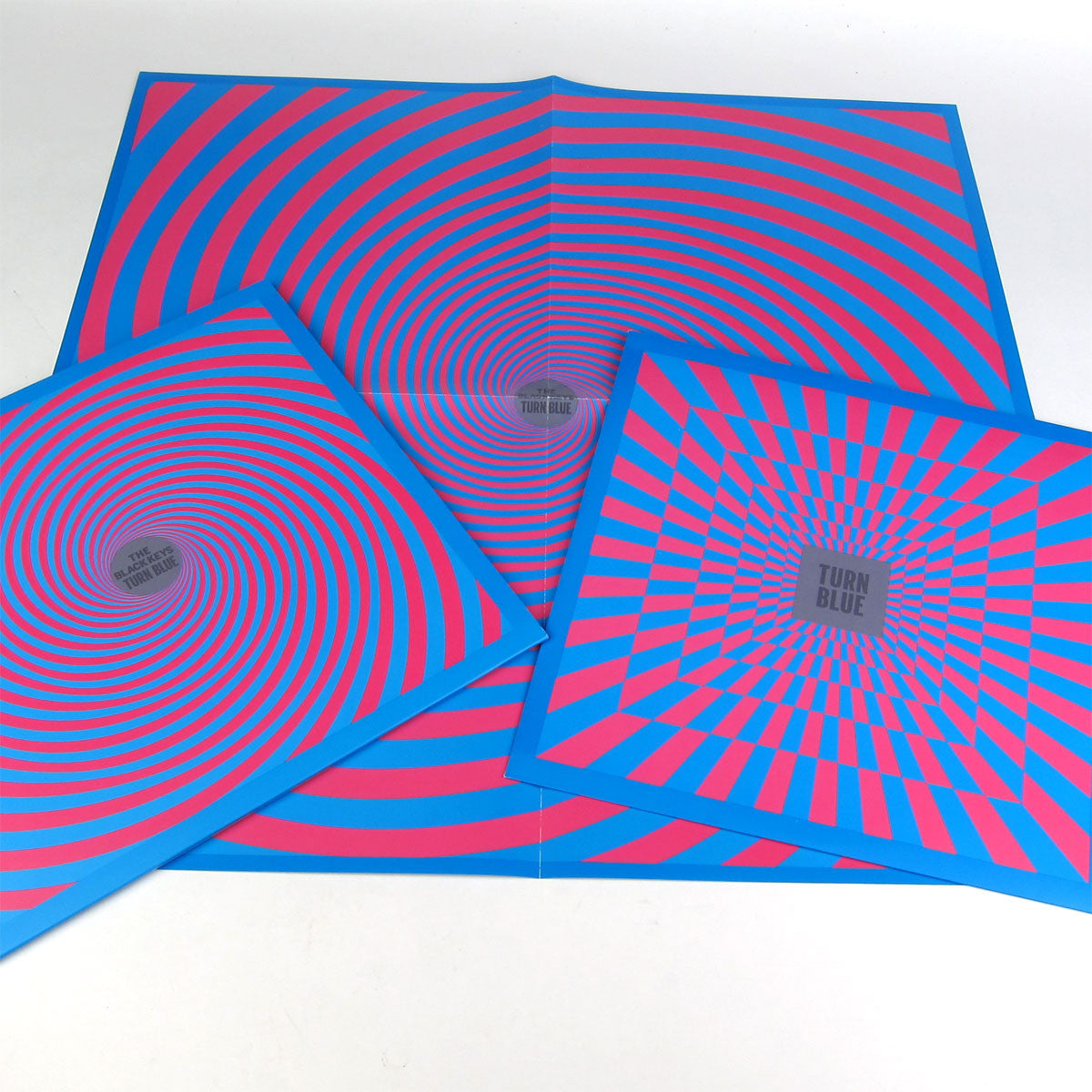 The Black Keys: Turn Blue Vinyl LP+CD detail