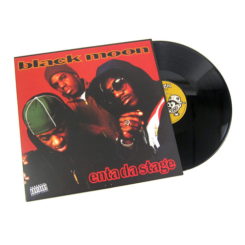 Black Moon: Enta Da Stage Vinyl 2LP