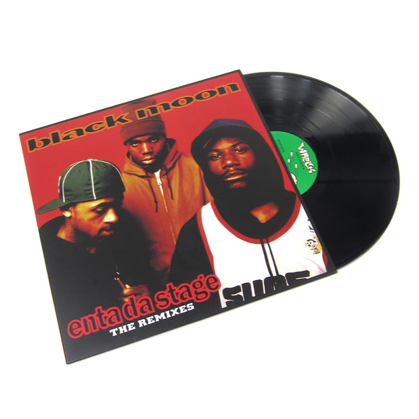 Black Moon: Enta Da Stage - The Remixes Vinyl 2LP
