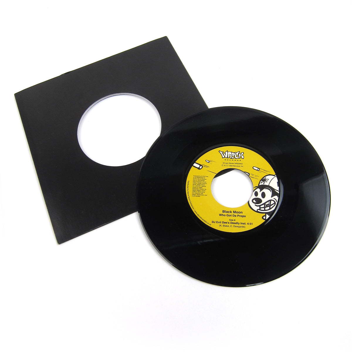 Black Moon: Who Got The Props Vinyl 7""