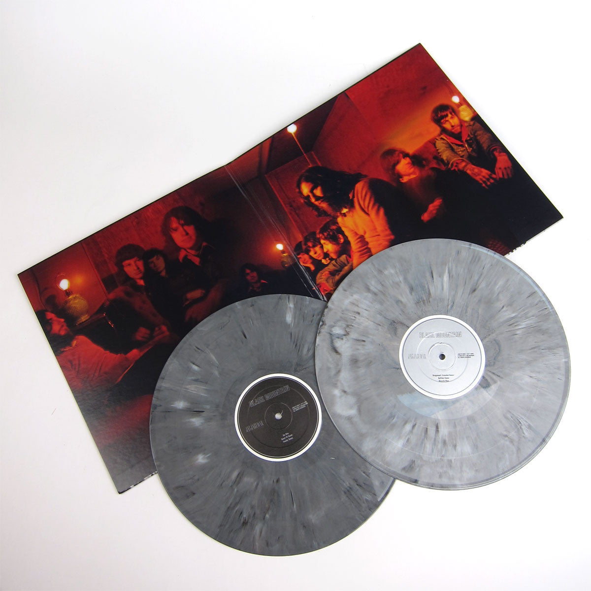 Black Mountain: Black Mountain - 10th Anniversary Deluxe Edition (Colored Vinyl) Vinyl 2LP detail