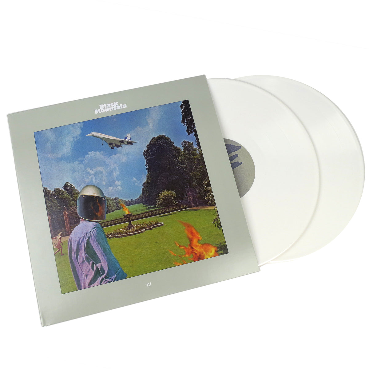 Black Mountain: IV White Vinyl