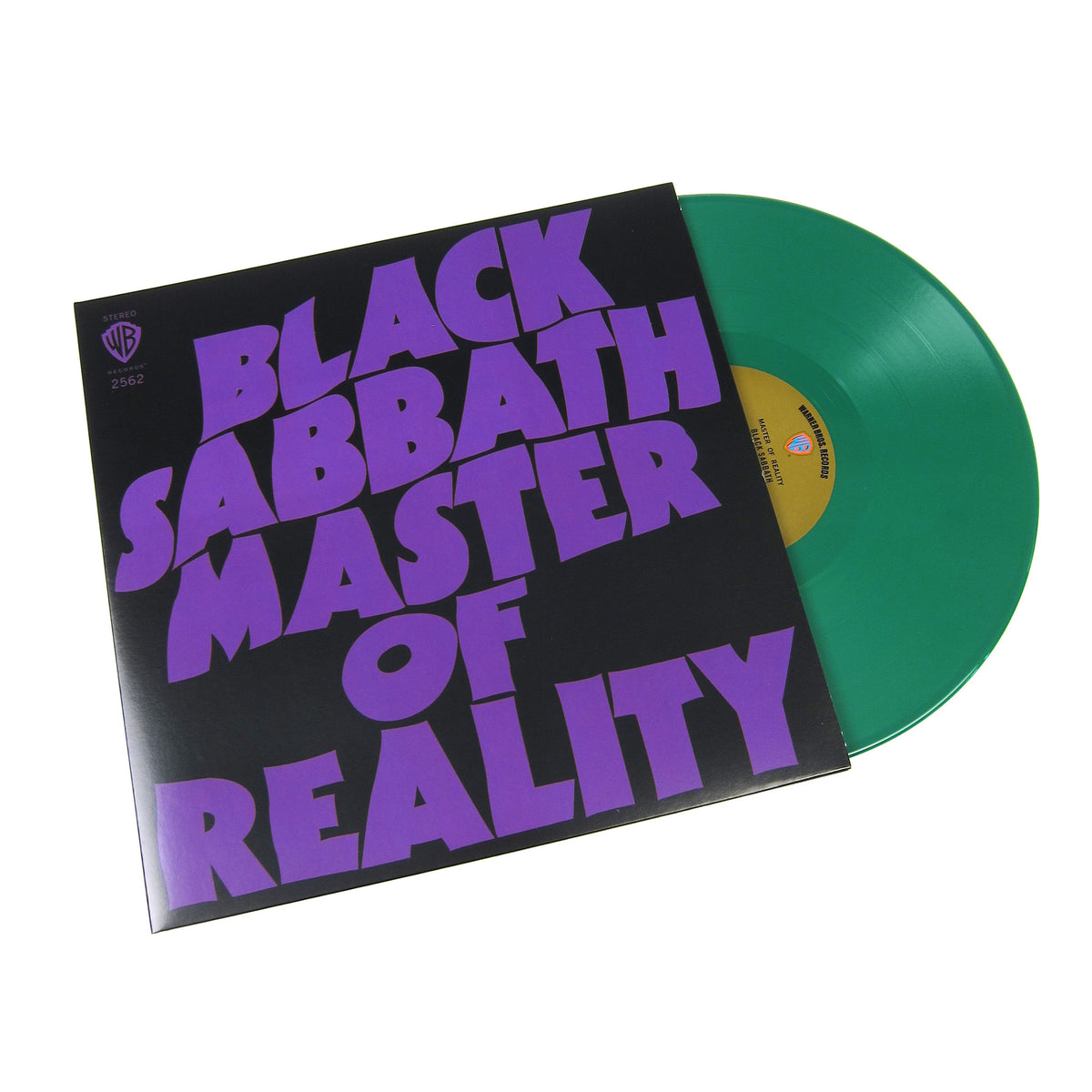 Black Sabbath: Master Of Reality (180g, Colored Vinyl) Vinyl LP