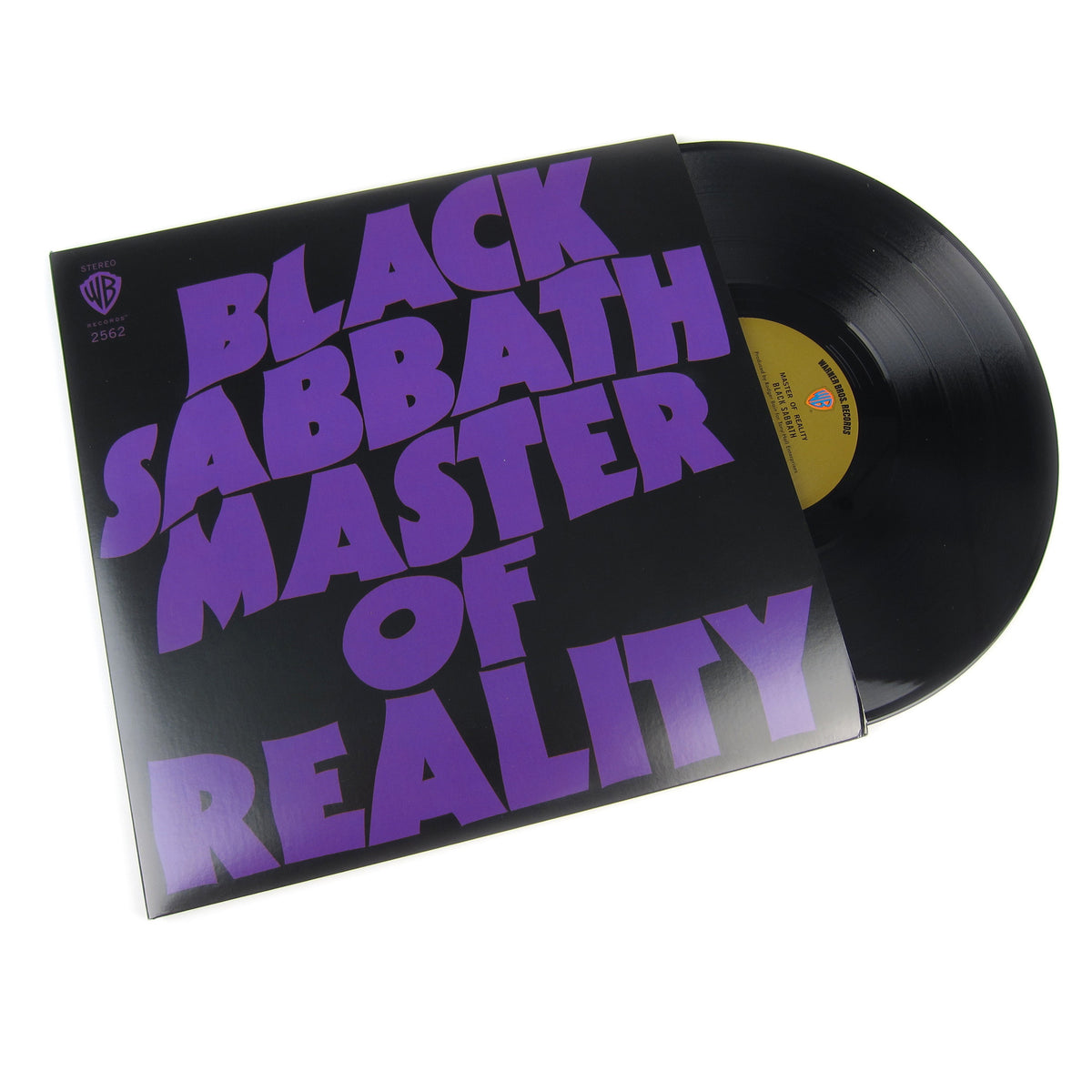 Black Sabbath: Master Of Reality (180g) Vinyl 2LP