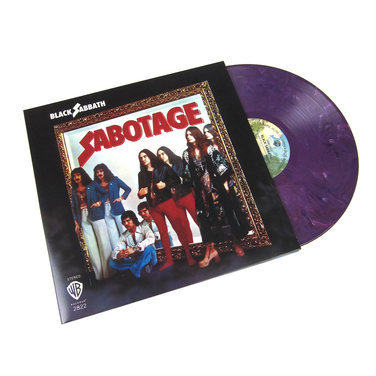 Black Sabbath: Sabotage (180g, Colored Vinyl) Vinyl LP