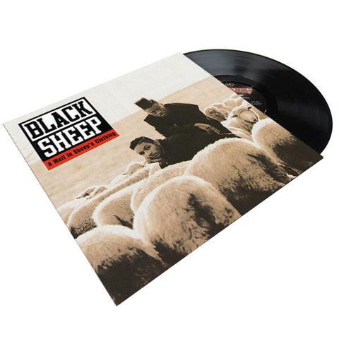 Black Sheep: A Wolf In Sheep's Clothing Vinyl 2LP