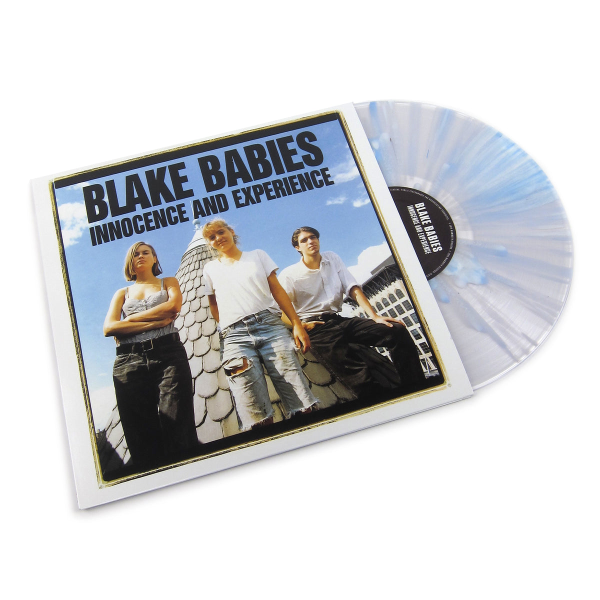The Blake Babies: Innocence And Experience (Colored Vinyl) Vinyl LP