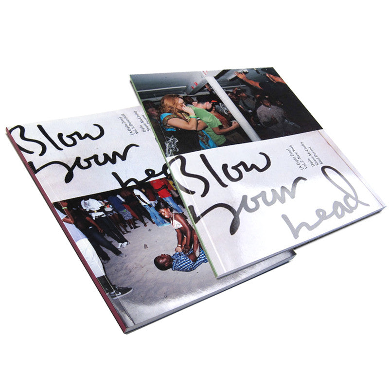 Diplo: Blow Your Head Zines Vol.1&2 Pack