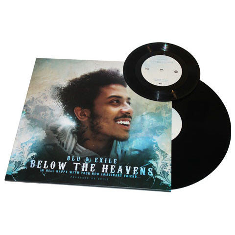 Blu & Exile: Below The Heavens Vinyl 2LP+7""