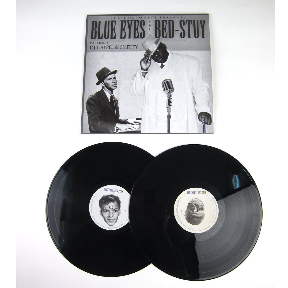 Sinatra vs. Biggie: Blue Eyes Meets Bed-Stuy Vinyl 2LP