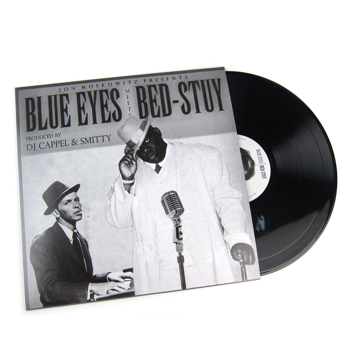 Sinatra vs. Biggie: Blue Eyes Bed-Stuy Vinyl 2LP