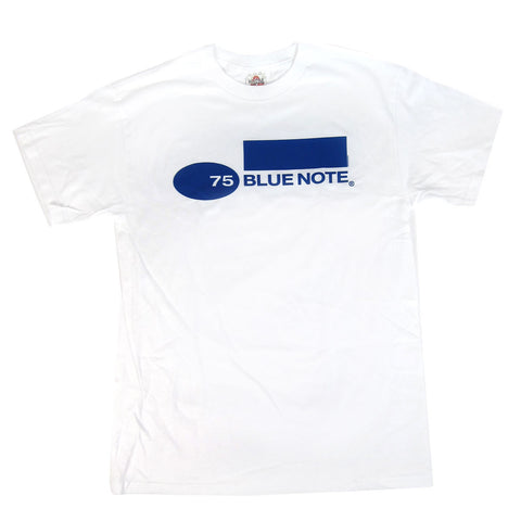 Blue Note: Blue Note Logo Shirt - White