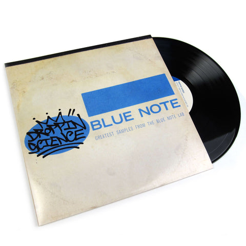 Blue Note: Droppin' Science - Greatest Samples From The Blue Note Lab Vinyl 2LP