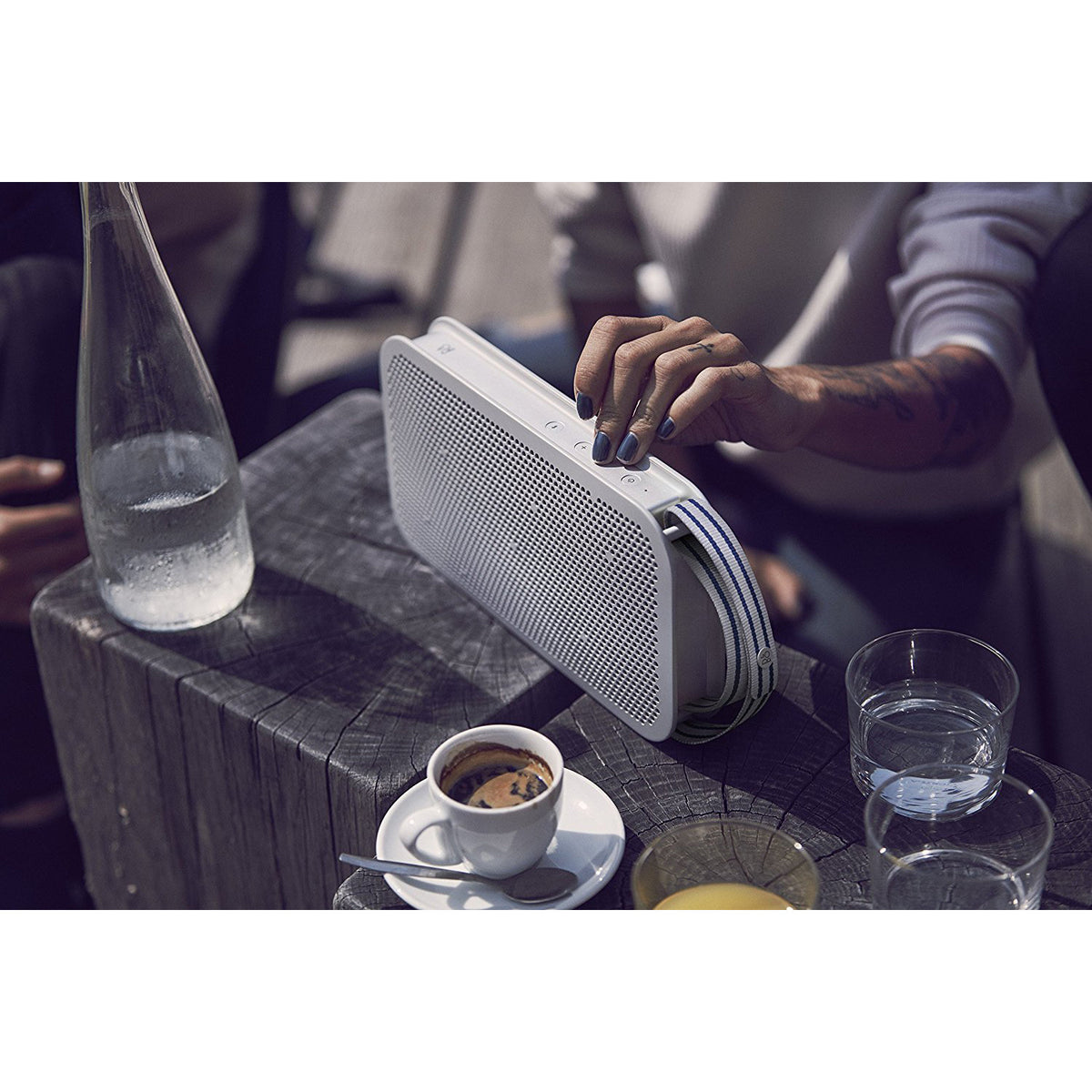 Beoplay A1 Active Portable Bluetooth Speaker B/&O Play Natural
