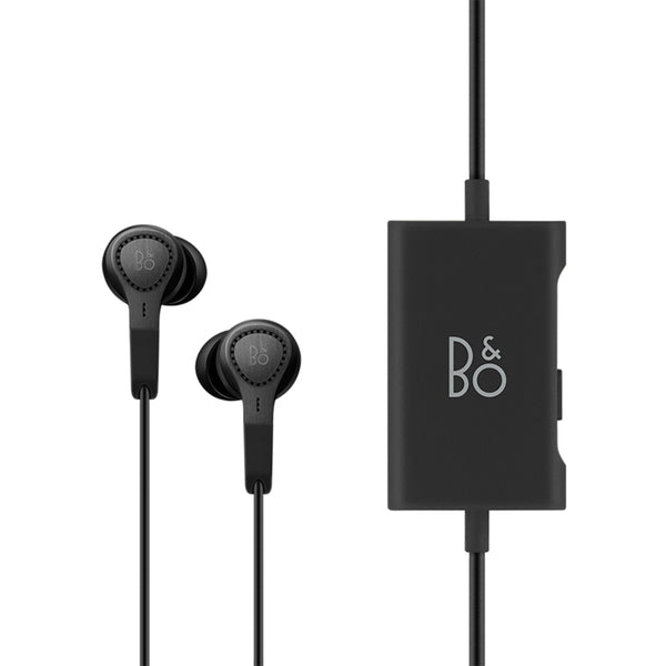 B&O Play: Beoplay E4 Premium Earphones w/ Noise Cancellation - Black