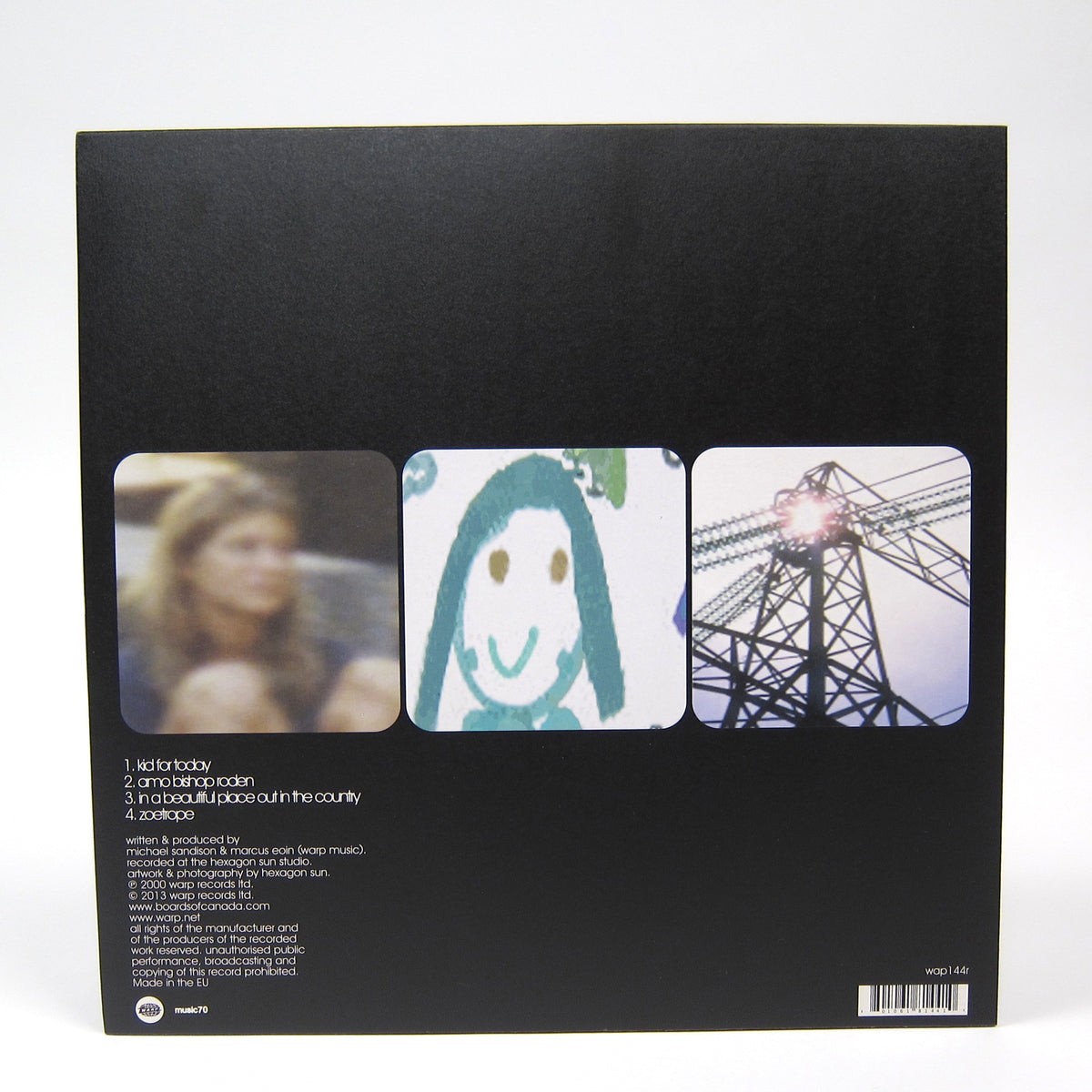 Boards Of Canada: In A Beautiful Place Out In The Country Vinyl LP