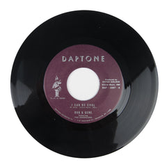 Bob & Gene Feat. The Inversions: I Can Be Cool Vinyl 7""