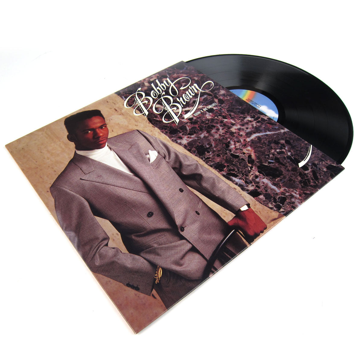 Bobby Brown: Don't Be Cruel Vinyl LP