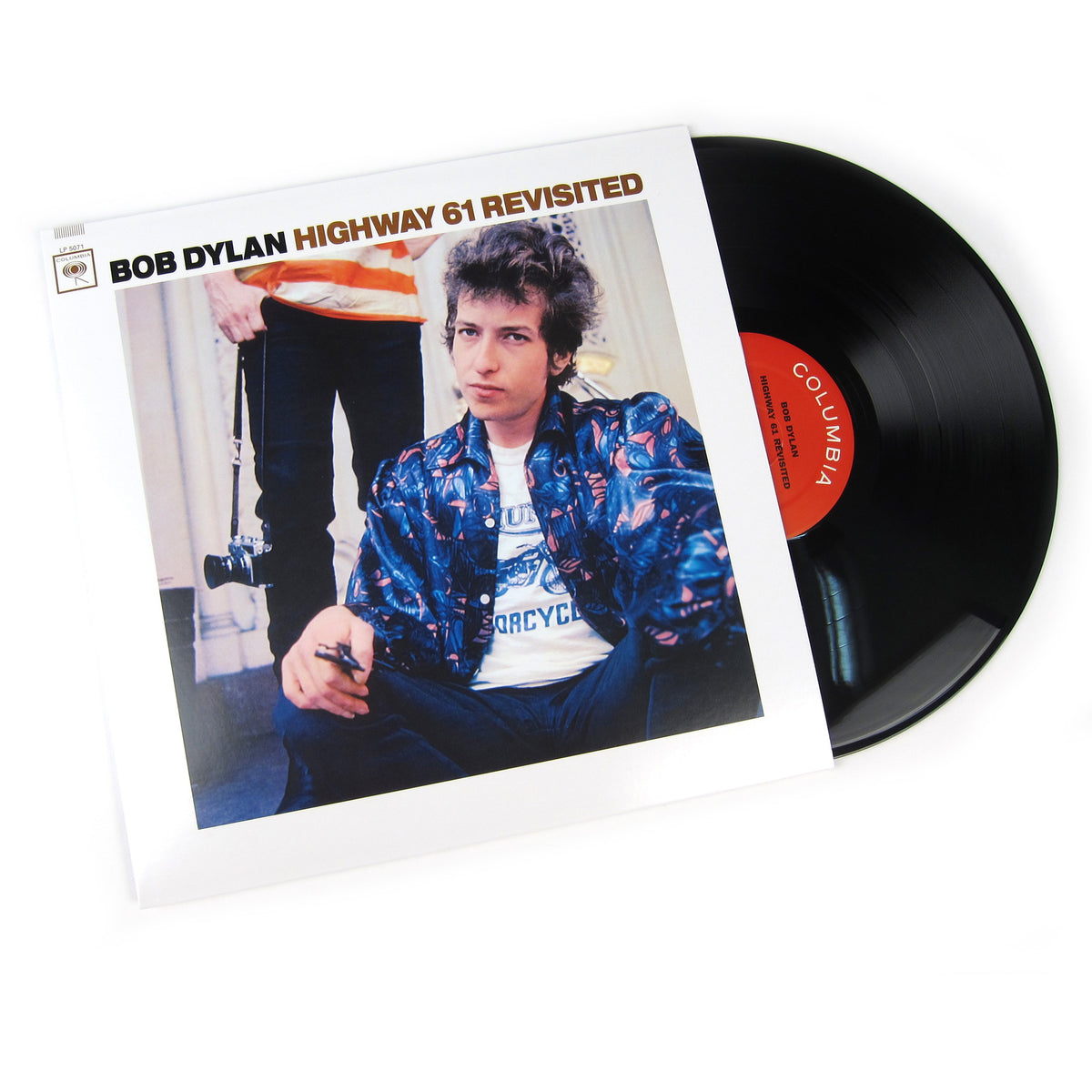 Bob Dylan: Highway 61 Revisited (Mono) Vinyl LP