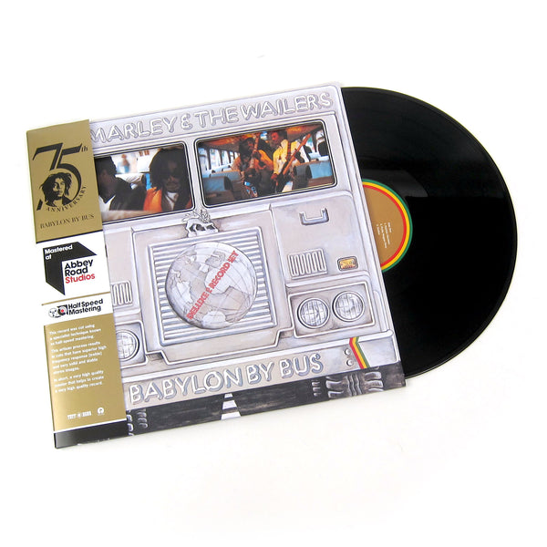 Bob Marley & The Wailers: Babylon By Bus (Abbey Road Half-Speed Master) Vinyl