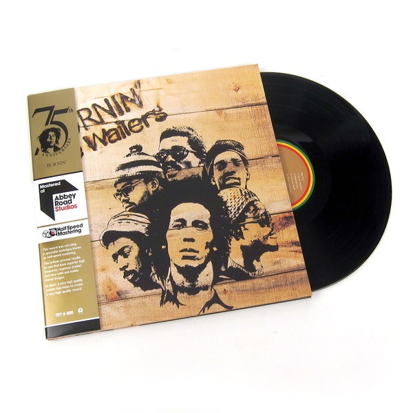 Bob Marley & The Wailers: Burnin (Abbey Road Half-Speed Master) Vinyl